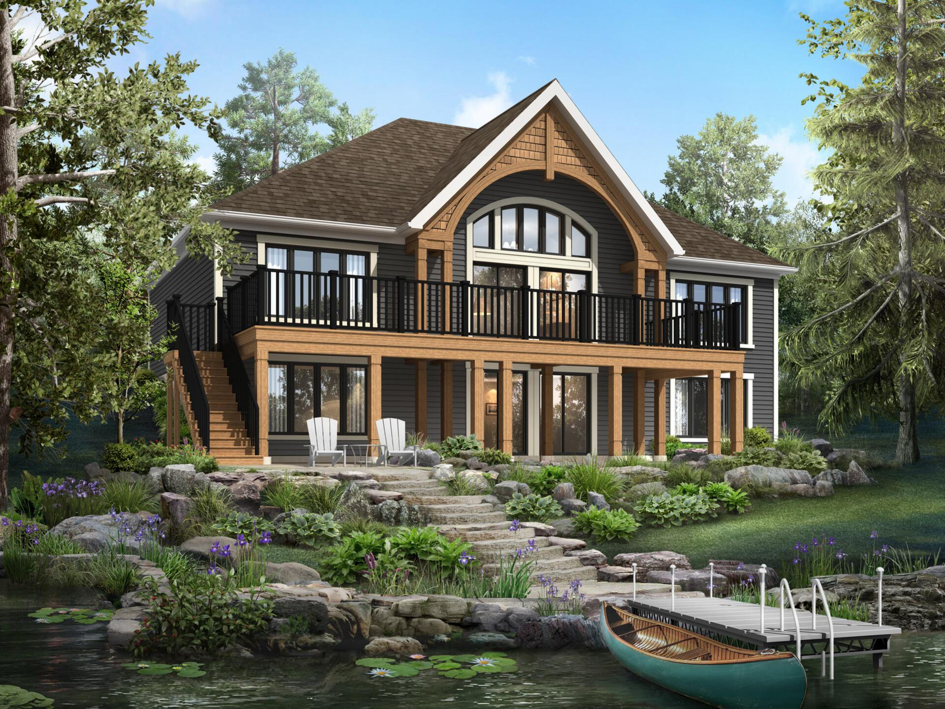 Finding the perfect kawartha lakes cottage property for Perfect cottage